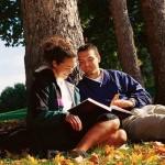 readng-a-book-under-a-tree
