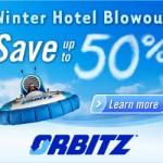 Orbitz winter sale