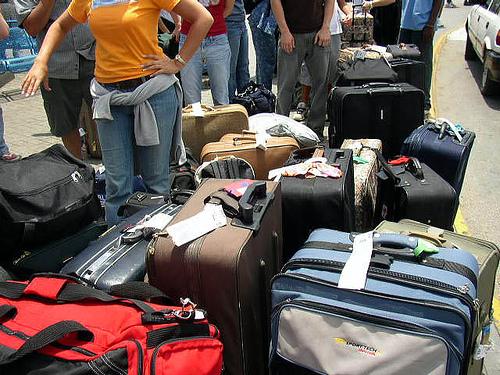 lots of baggage