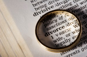 Divorce- ring