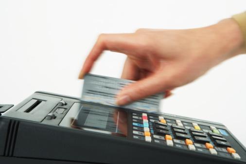 swiping machine cost