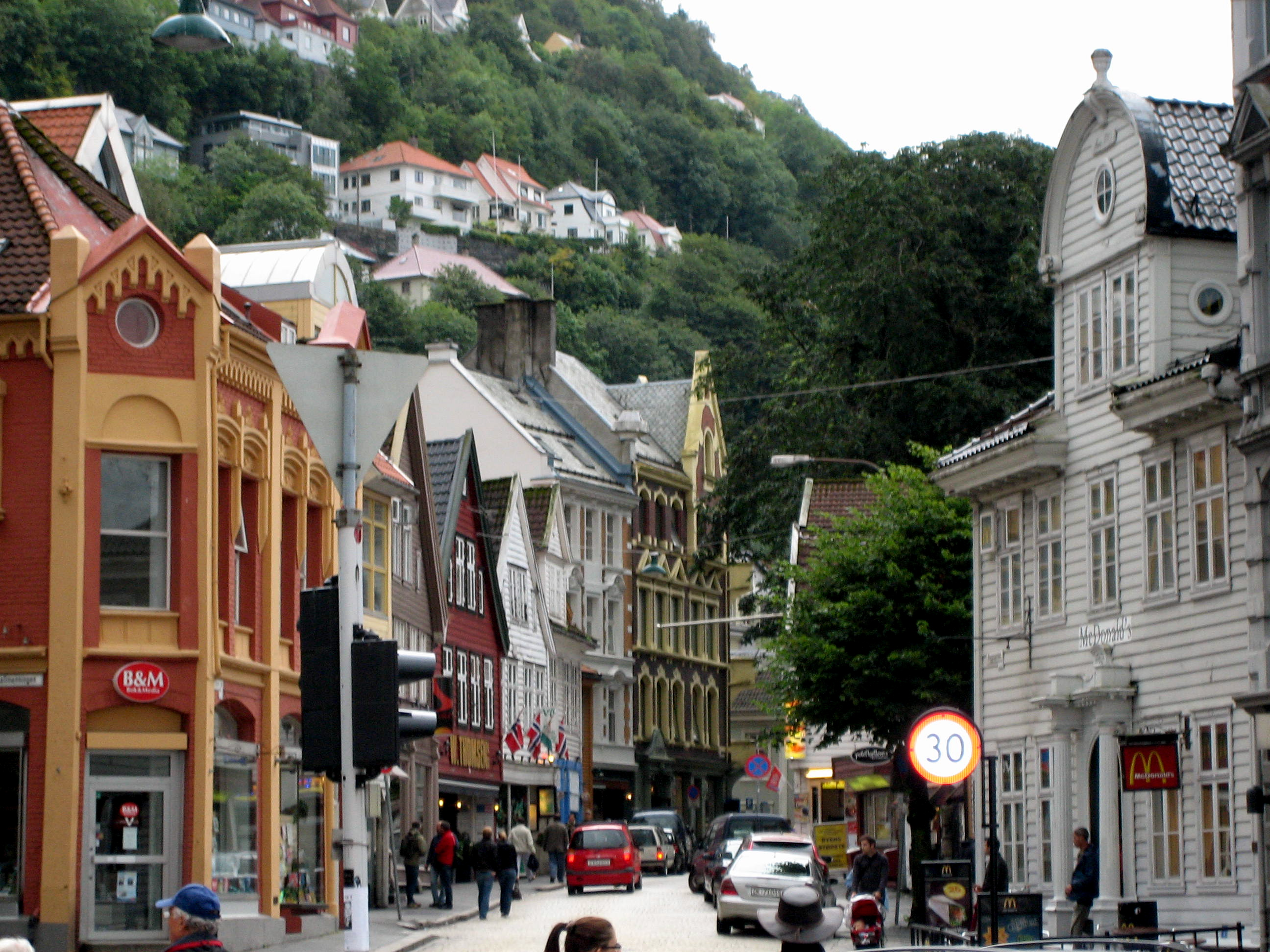 Bergen | Norge | Pinterest