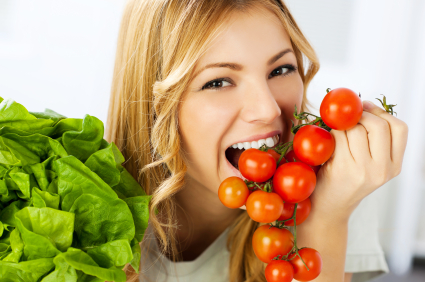 eating tomatoes for weight loss