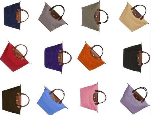 Longchamp colours