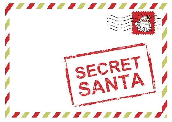 For the past four years, Darcy has organized the Secret Santa at her ...