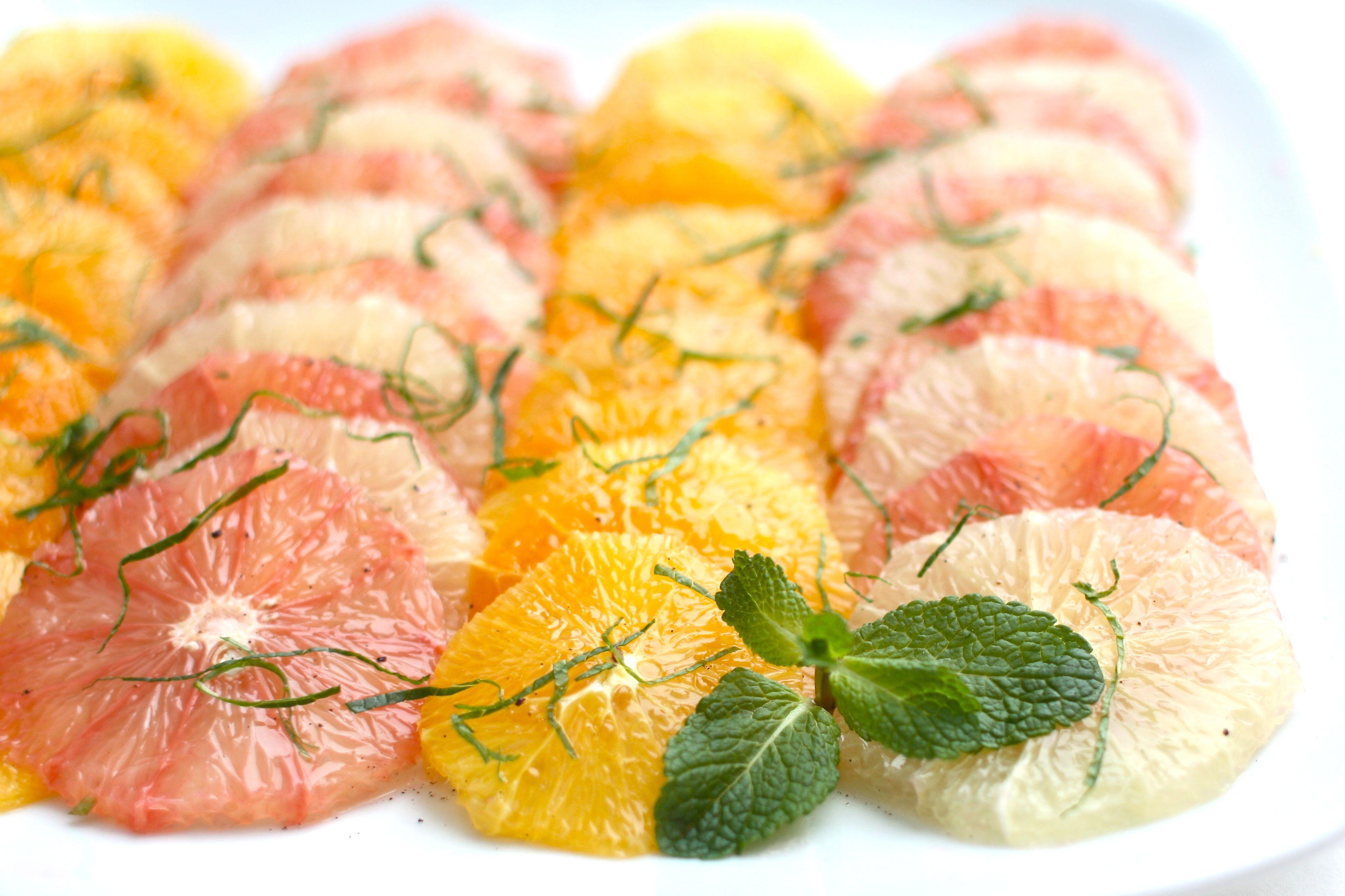 citrus-mint-salad