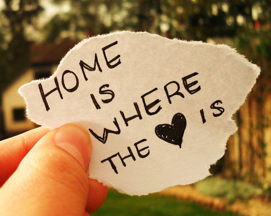Home+is+where+the+heart+is