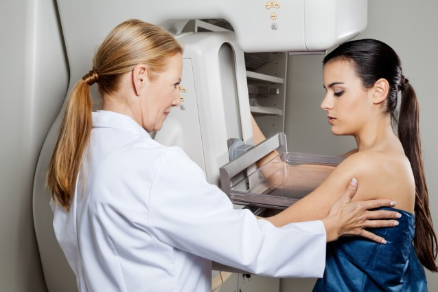 gettingamammogram